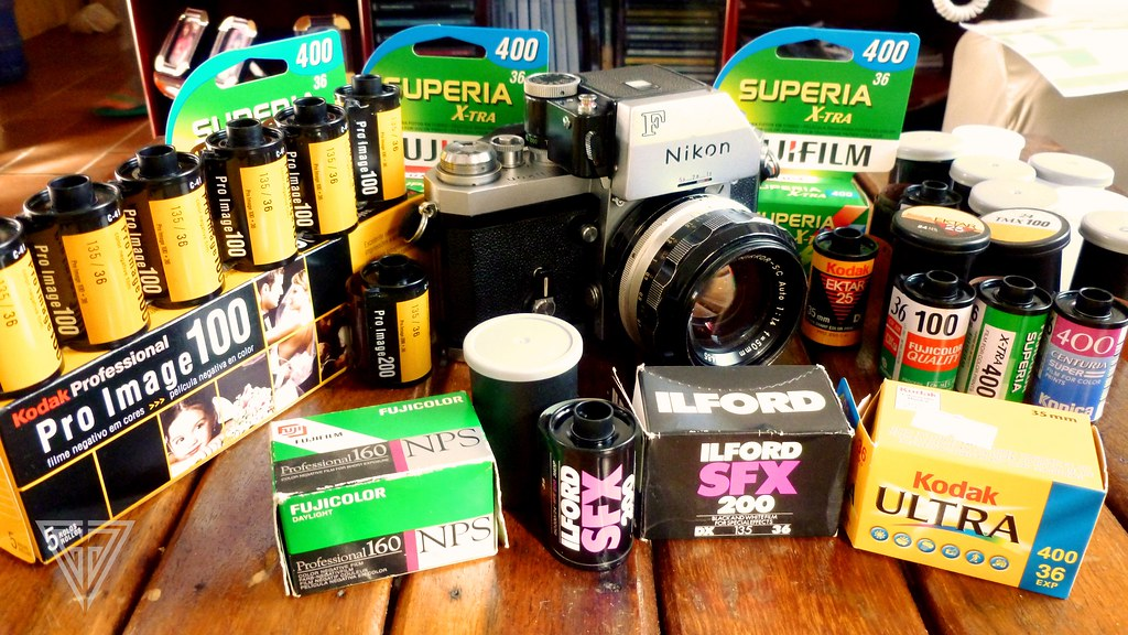 35mm Film – Guide to Film Photography
