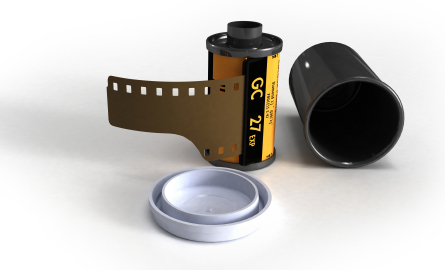 35mm Film for Basic Film Photography