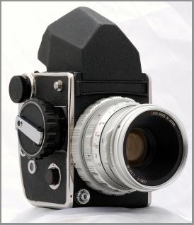 medium format single lens reflex (SLR) camera